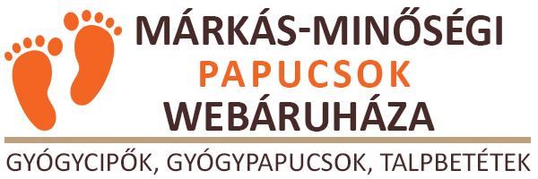 Gyógycipők és Gyógypapucsok webáruháza